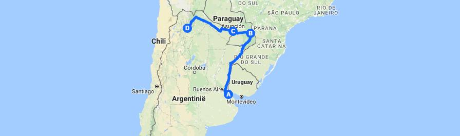 Route - ZA